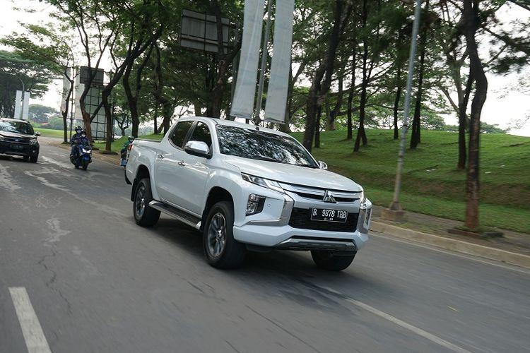 Test Drive Mitsubishi Triton