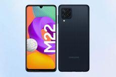 Harga dan Spesifikasi Samsung Galaxy M22 di Indonesia