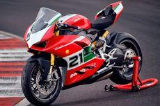 Ducati Rilis Panigale V2 2021 Edisi Kemenangan Troy Bayliss
