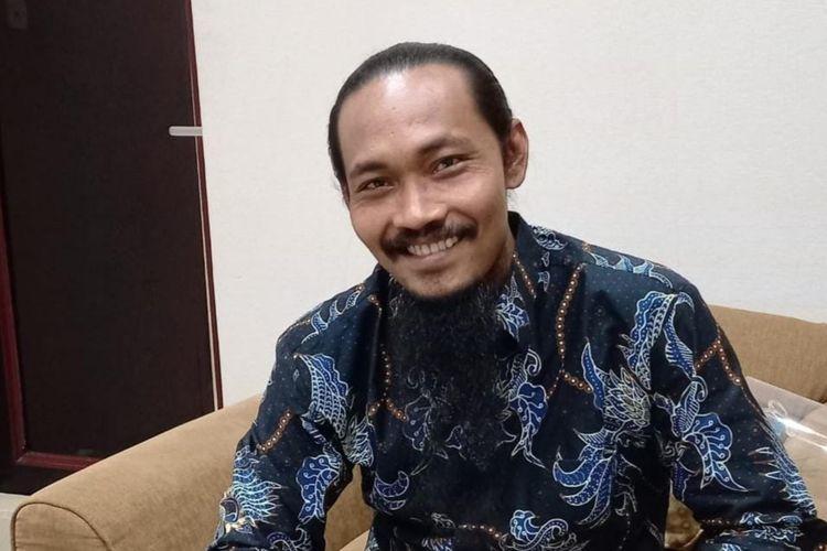 Kepala Desa Sekapuk Abdul Halim