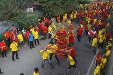 Meriahnya Perayaan Cap Go Meh 2020 di Padang, Hadirkan Atraksi dari Berbagai Etnis