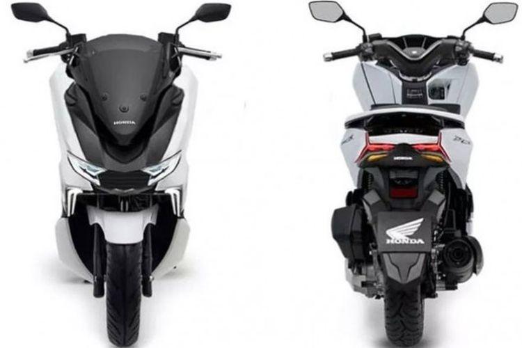 Rumor generasi baru Honda PCX 150