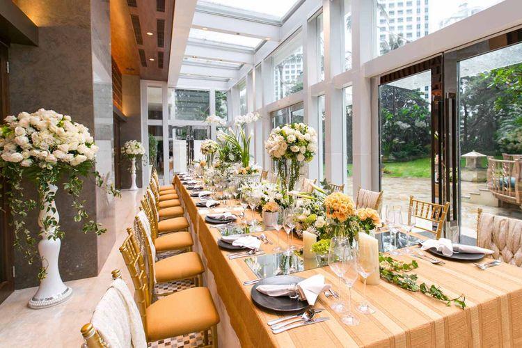 Indahnya Lokasi Pernikahan Raisa Dan Hamish Daud