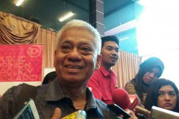 Mantan Kepala Detasemen Khusus (Densus 88), Irjen (Purn) Bekto Suprapto di Jakarta, Sabtu (16/1/2016)