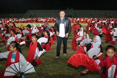 1.300 Penari Berlatih Keras Jelang Pertunjukan Tari Gandrung Sewu