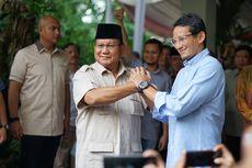 Prabowo-Sandiaga Tunjuk Hashim Jadi Penanggung Jawab Permohonan Sengketa Pilpres