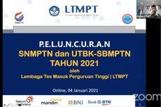 SNMPTN dan UTBK-SBMPTN 2021 Diluncurkan, Ini Info Terbaru LTMPT
