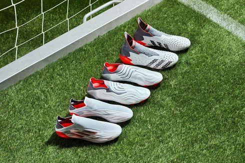 Intip Koleksi Sepatu Sepakbola Terbaru adidas Bernuansa Putih