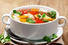 Singapore Airlines Memintaa Maaf Atas Kejadian Temuan Sekrup Dalam Sup