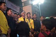 Aksi Vandalisme Terjadi di Depan Gedung DPR RI Saat Demo Berlangsung