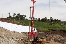 Perbaikan Longsor di Sekitar Tol Cipularang Tuntas April 2020