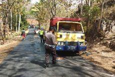 18 Orang Terluka akibat Truk Mati Mesin dan Mundur di Tanjakan