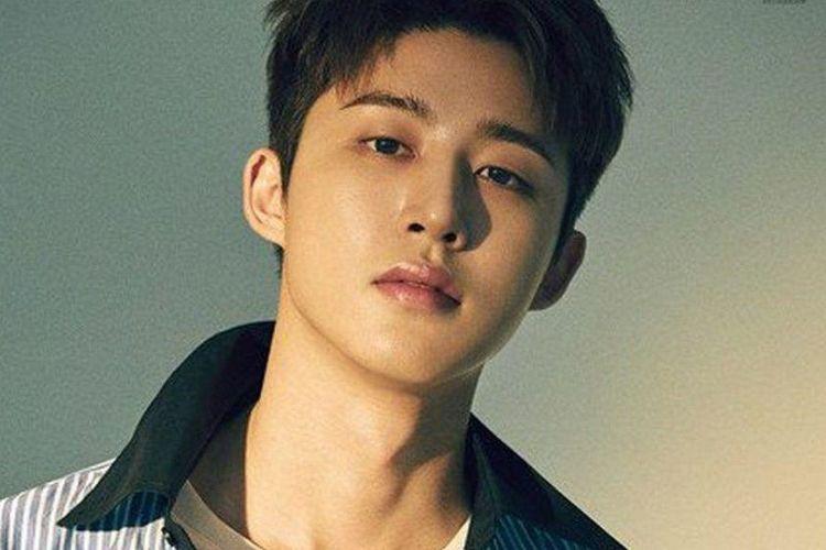 Kim Hanbin atau B.I. Eks leader sekaligus rapper boyband iKON Kim Hanbin