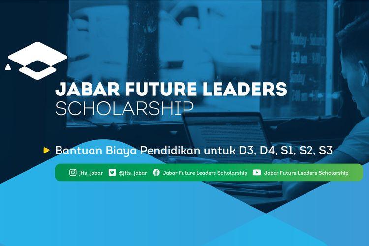 Jabar Future Leaders Scholarship (JFLS) kembali dibuka dan menargetkan 1.301 mahasiswa Jabar.