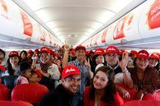 AirAsia Indonesia Rayakan Penerbangan Perdana Jakarta-Medan