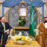 PM Israel Gelar Pembicaraan Rahasia dengan Putra Mahkota Saudi dan Menlu AS