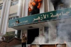 Bentrok di Universitas Al Azhar Mesir Kembali Tewaskan Satu Mahasiswa