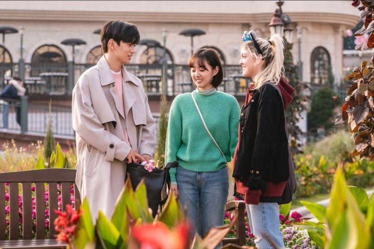 Adegan dalam So Not Worth It, salah satu dari 9 serial drama Korea yang akan ditayangkan Netflix tahun ini