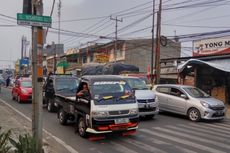 Kadishub Depok Nilai Kecelakaan di Jalan Nusantara Bukan karena Sistem Satu Arah