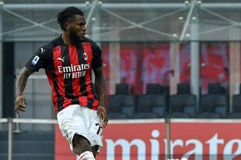 Franck Kessie soal Penalti Krusial pada Laga AC Milan Vs Udinese: Saya Tidak Takut!