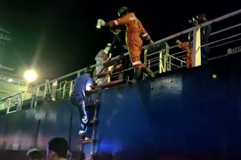 Kapalnya Tenggelam, 6 ABK Terapung 3 Hari di Lautan hingga Ditolong Kapal Tangker