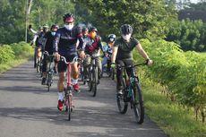 #MelihatHarapan Bike Trenggalek 2021 Menebar Pesan Baik Kepada Masyarakat dengan Bersepeda