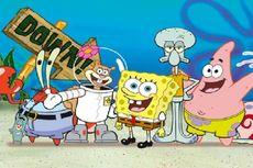 KPI Sanksi Spongebob, Netizen Bandingkan dengan Sinetron