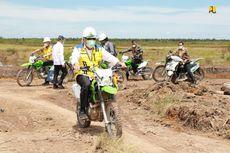 Pengembangan Tahap I Lumbung Pangan di Kalimantan Tengah 2.100 Hektar