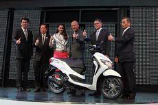 Honda Kenalkan Skutik Baru Penggoda Anak Muda