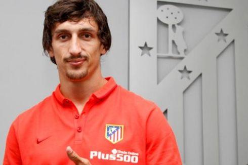 Stefan Savic Perkuat Benteng Atletico Madrid