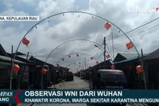 Di Natuna, 1 Masker Dihargai Rp 25.000 dan Warga Memilih Mengungsi Keluar Pulau