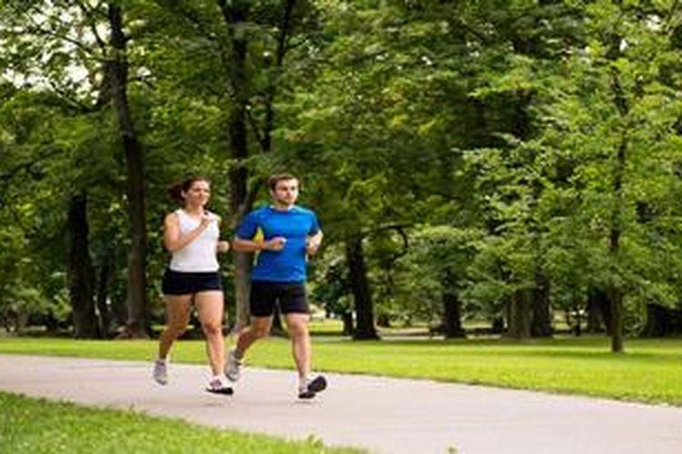 Tak Perlu Berlebihan, Olahraga Moderat Juga Menyehatkan