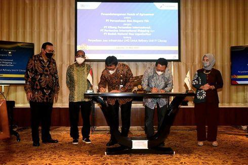 Pertamina Kembangkan Bisnis Kilang Cilacap, PGN Dukung Penuh