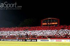 Pesan Pelatih Timnas U-16 untuk Suporter Indonesia