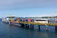 Tarif Kapal Penyeberangan Gilimanuk-Ketapang Turun