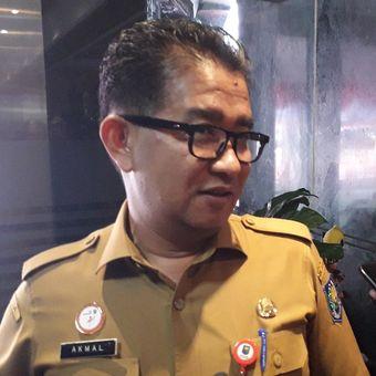 Plt Dirjen Otonomi Daerah Kemendagri Akmal Malik di Kantor Kemendagri, Selasa (27/8/2019).