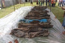 Warga Kajhu Aceh Besar Temukan 30 Jasad Korban Bencana Tsunami