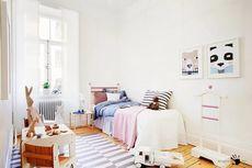 4 Ide Dekorasi Skandinavia di Kamar Tidur