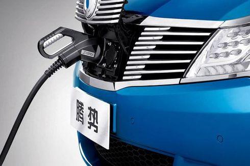 Mobil Listrik Menjamur di China