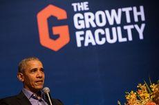 Jadi Pembicara di Singapura, Ini 3 Kecemasan Obama setelah Tak Menjabat