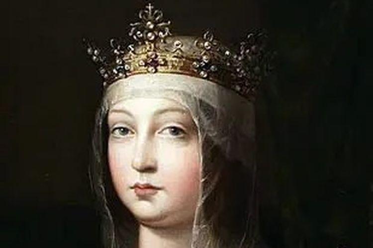 Ratu Isabella I dari Kerajaan Kastila. [Via Biography Online]