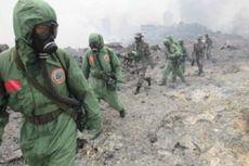 Zat Beracun Ditemukan, Warga Dievakuasi dari Sekitar Lokasi Ledakan di Tianjin