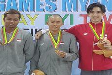 Ricky dan Siman Bertemu Lagi Pasca-SEA Games