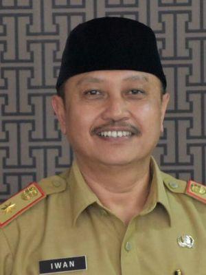 Kepala Bappeda Kabupaten Tasikmalaya Iwan Saputra