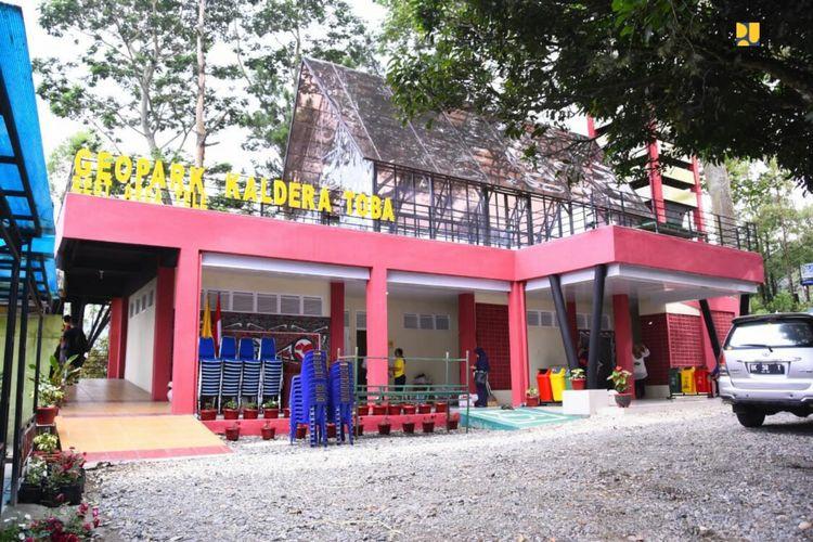 Toilet wisata berteknologi biotour.
