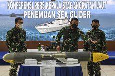 Apa Itu Seaglider, Kendaraan Bawah Air yang Ditemukan Nelayan di Selayar?