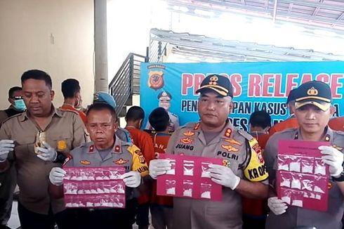 Dalam Sepekan, Polisi Tangkap 10 Bandar Narkoba di Cianjur