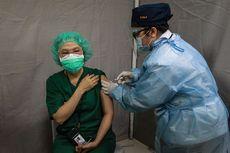 UPDATE 4 Maret: 1.100.228 Nakes Sudah Divaksinasi Dosis Kedua, 2.286.123 Dosis Pertama