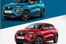 Perbedaan Renault Kwid dan Climber yang Berbagi Platform Sama