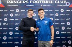 Anak Legenda Rumania Resmi Gabung Klub Steven Gerrard